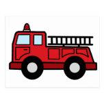 Camión del vehículo de la emergencia del Firetruck