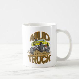 Camión Dodge del fango Taza
