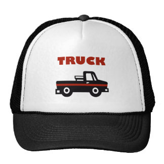 Camión Gorra