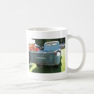 Camión internacional clásico tazas