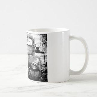 Camión internacional de la máquina segador taza de café