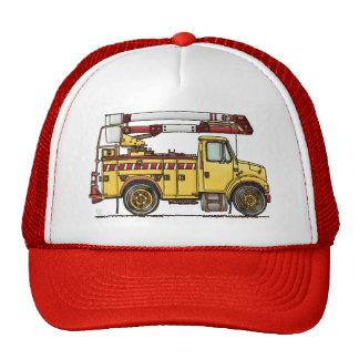 Camión lindo del recogedor de la cereza gorra