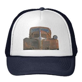 Camión oxidado gorra