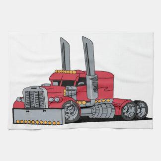 Camión Toallas De Mano