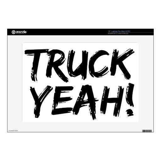 Camión sí portátil 38,1cm skins