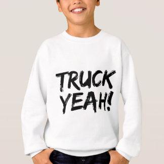 Camión sí sudadera