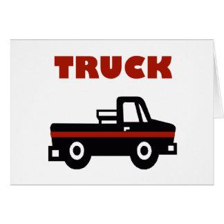 Camión Tarjeton