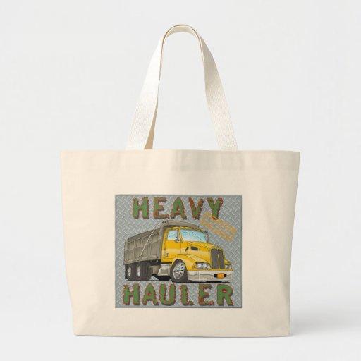 Camión volquete bolsa