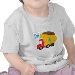 Camión volquete soy 1 camisetas