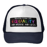Camionero de la igualdad gorro