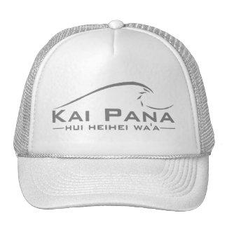 Camionero de la onda de Kai Pana Gorros Bordados
