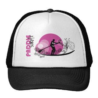 Camionero de los chicas de la resaca de la paleta gorras de camionero