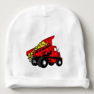 Camionero de los muchachos del rojo el | del gorrito para bebe