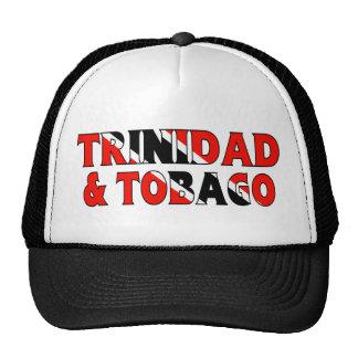 Camionero de Trinidad y de Trinidad y Tobago Gorro