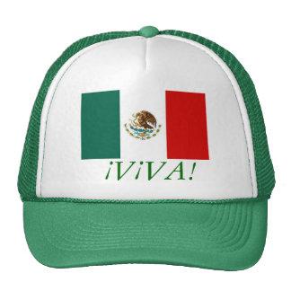 Camionero del mexicano de Iviva Mantequilla Gorras