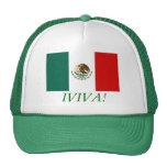 Camionero del mexicano de Iviva Mantequilla Gorros