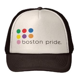 Camionero del orgullo de Boston Gorro De Camionero