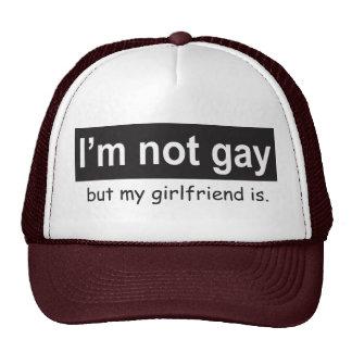 Camionero gay de la novia gorra