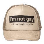 Camionero gay del novio gorro