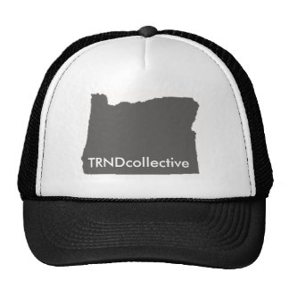 Camionero TRNDcollective del orgullo de Oregon Gorros