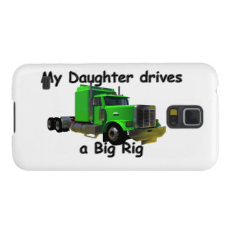 Camioneros - mi hija conduce un aparejo grande