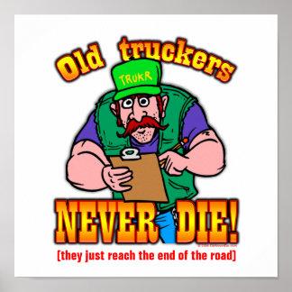 Camioneros Impresiones