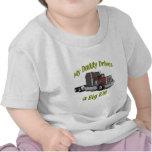 Camioneros - Teamsters - aparejo grande marrón - p Camisetas