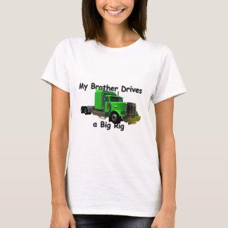 Camioneros - Teamsters - Brother Playera