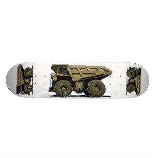 Camiones del gigante del amor del niño patines