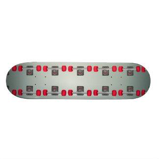 Camiones y ruedas de Skatboarding Skateboards