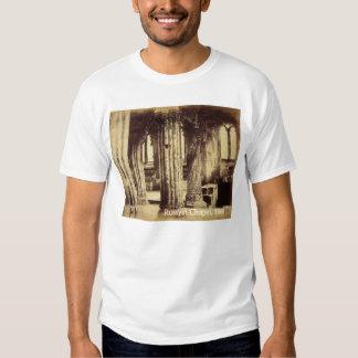 Camisa 1860 de la capilla de Rosslyn