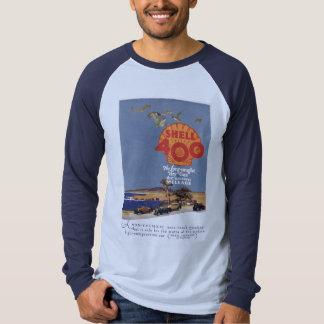 Camisa 1927 del béisbol del ANUNCIO de la