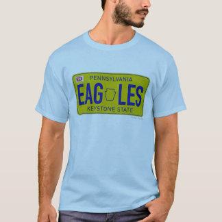 Camisa 1979 de la placa de Pennsylvania