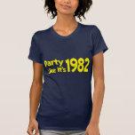 camisa 1982