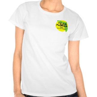Camisa 1 de la Florida del equipo de las señoras