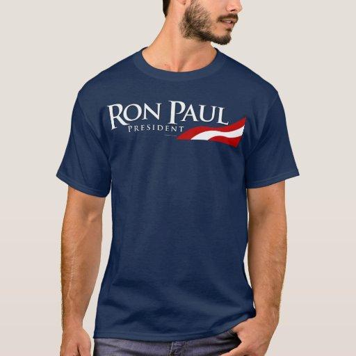 Camisa 2008 de Ron Paul