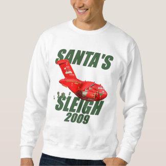 Camisa 2009 del trineo de Santa