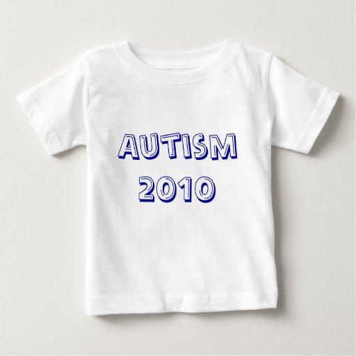 Camisa 2010 del autismo