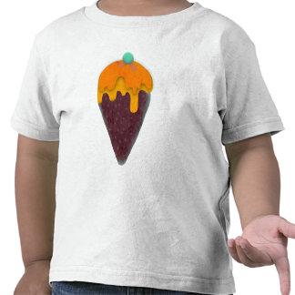 Camisa 2011 del helado del mango de la moda del