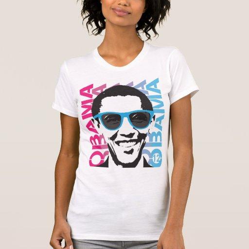 Camisa 2012 de Obama