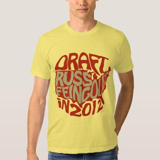 Camisa 2012 de Russ Feingold del proyecto