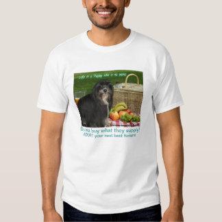 Camisa 2014 de la conciencia del molino del