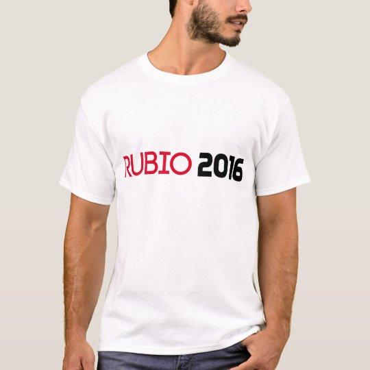 Camisa 2016 de Marco Rubio