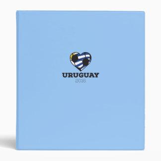 """Camisa 2016 del fútbol de Uruguay Carpeta 1"""""""