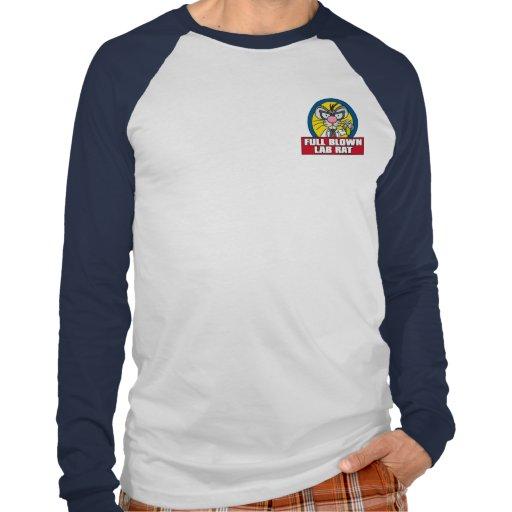 Camisa 2 de la rata del laboratorio