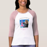 Camisa 2 del cáncer de pecho de Laurie Ana