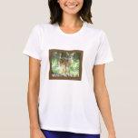 Camisa 2 del cervatillo del venado de cola blanca