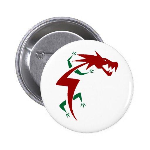 Camisa 49 del dragón pin