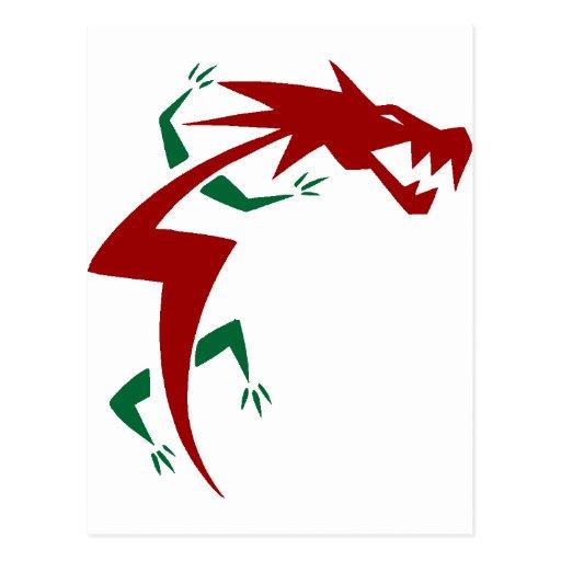 Camisa 49 del dragón postal