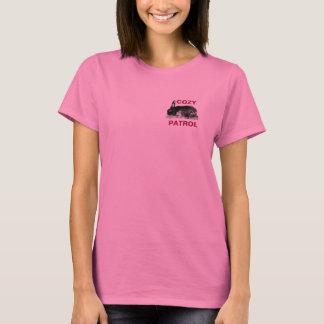 Camisa acogedora de la patrulla